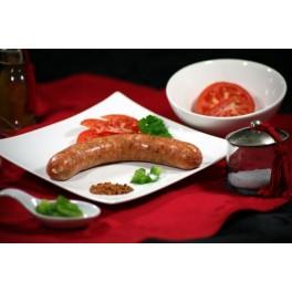 Saucisses à la Basque