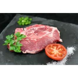 Côte de porc échine